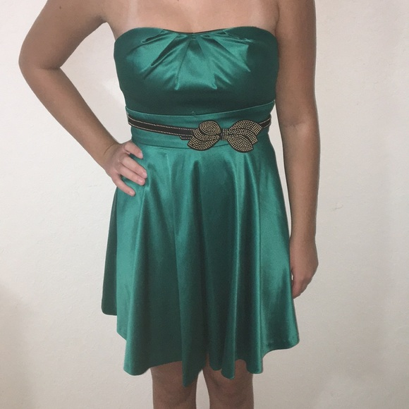 Dresses Emerald Formal Dress Poshmark